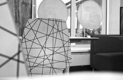 Intérieur et meubles modernes Photographie stock libre de droits