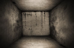 Intérieur grunge Photos stock