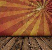 Intérieur grunge Images libres de droits