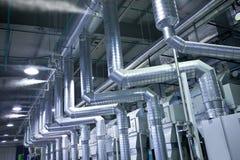Intérieur industriel Images stock