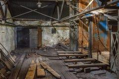 Intérieur industriel photos stock