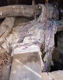 Intérieur médiéval de fontaine Photos stock