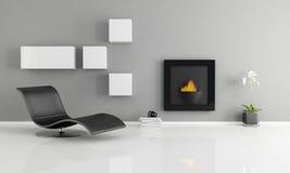 Intérieur minimaliste illustration de vecteur
