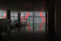 Intérieur moderne Photographie stock