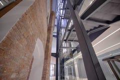 Intérieur moderne Architecture moderne Images libres de droits