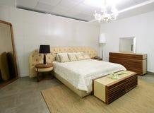 Intérieur moderne bedroom photo libre de droits