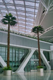 Intérieur moderne d'architecture Image libre de droits