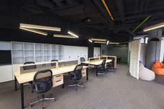 Intérieur moderne de bureau Image stock