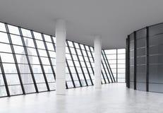 Intérieur moderne de bureau Photos libres de droits