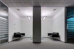 Intérieur moderne de bureau Photographie stock libre de droits