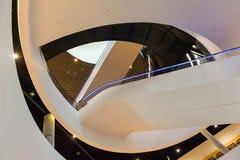 Intérieur moderne de construction Photo libre de droits