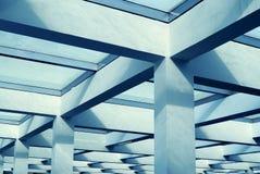 Intérieur moderne de construction Photographie stock libre de droits