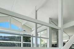 Intérieur moderne de maison Photographie stock