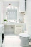 Salle de bains photos stock