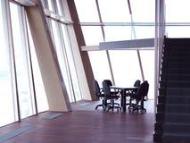 Intérieur moderne de salle de réunion de bureau Images stock