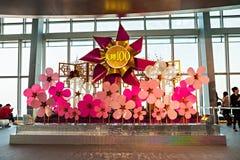 Intérieur Sky100 Image libre de droits
