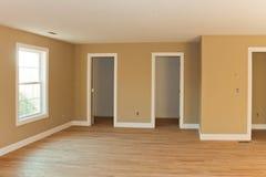 Intérieur tout neuf de pièce à la maison Image libre de droits