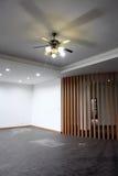 intérieur vide de hall Images stock