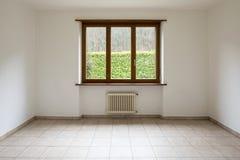 Intérieurs d'appartement meublé moderne, salon photographie stock