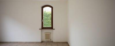 Intérieurs d'appartement meublé moderne, salon image libre de droits