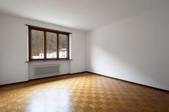 Intérieurs d'appartement meublé moderne, salon photos stock