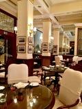 Intérieurs de l'hôtel impérial, New Delhi photo libre de droits