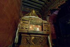 Intérieurs de palais image stock