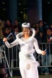 Int'l chinesische neues Jahr-Nachtparade 2011 Lizenzfreies Stockbild