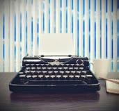 Intageschrijfmachine royalty-vrije stock afbeelding