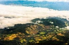 Intanon国家公园Chianng Mai泰国 库存图片