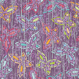 Intarsio senza cuciture dell'immagine di mosaico della farfalla Fotografia Stock