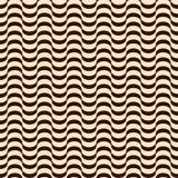 Intarsio senza cuciture delle linee ondulate. L'illusione del movimento Fotografia Stock