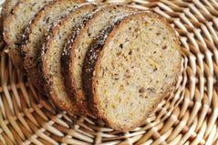 Integraal brood royalty-vrije stock afbeelding
