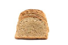 Integraal brood Bruin brood royalty-vrije stock afbeelding