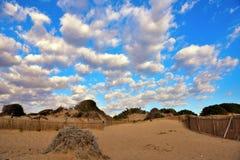 Integraal Natuurreservaat Cava Randello stock afbeeldingen