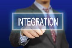 integracja zdjęcia stock