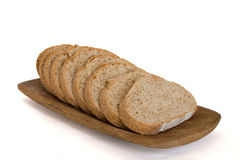 Integral bread Royalty Free Stock Photo