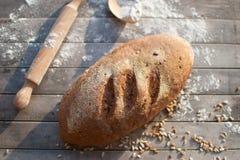Integral bread Stock Photo