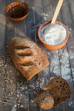 Integral bread Royalty Free Stock Photo