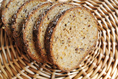 Integral bread Royalty Free Stock Image