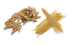 Integral pasta Royalty Free Stock Photography