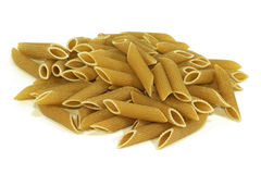 Integral penne pasta Royalty Free Stock Photography