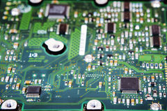 Integrated Circuit Board of a Hard Disk Stock Photography