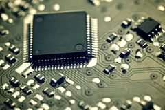 Integrated Circuit Stock Photos