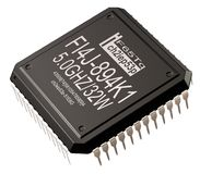Integrated circuit of digital computer parts. Micro chip artificial intelligence. Integrated circuit of digital computer parts. Micro chip artificial vector illustration