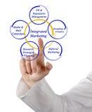 Integrated Marketing Royalty Free Stock Photo