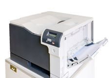 Integrated printer Stock Photo