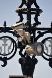 Integrated video surveillance Royalty Free Stock Photo
