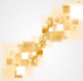 Integratietechnologie met aard, hemel Beste ideeën voor Zaken Stock Afbeelding