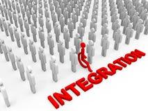 Integration Royalty Free Stock Image
